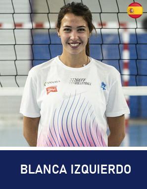 BLANCA IZQUIERDO