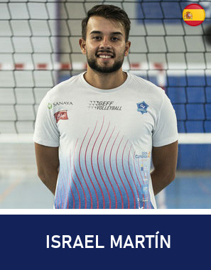 ISRAEL MARTÍN